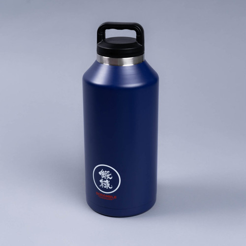 SCRAMBLE MIZU XL – DOUBLE WALLED VACUUM FLASK – 1.8L |水筒