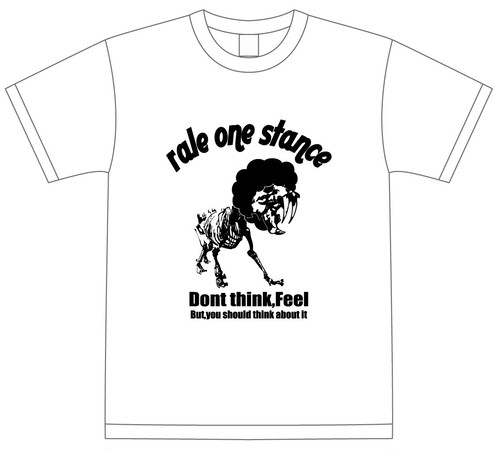 Dont think Feel Tシャツ