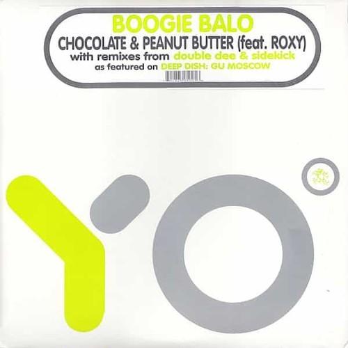 BOOGIE BALO / Chocolate & Peanut Butter (2x12 inch)