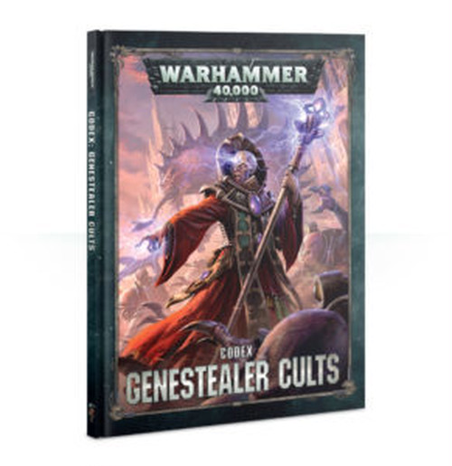 CODEX: GENESTEALER CULTS 日本語版