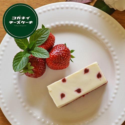 ホワイトベリーのレアチーズケーキ 6個セット