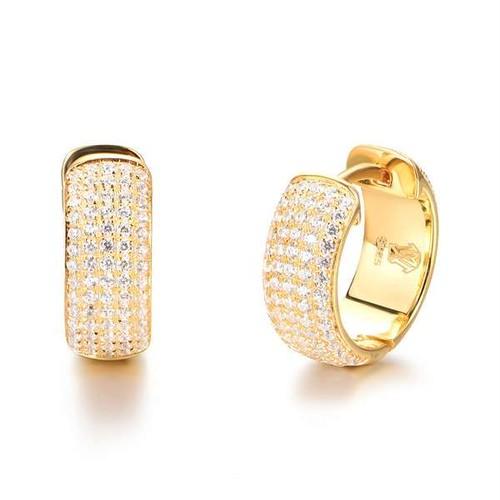 ICE MOB INC Earring GOLD