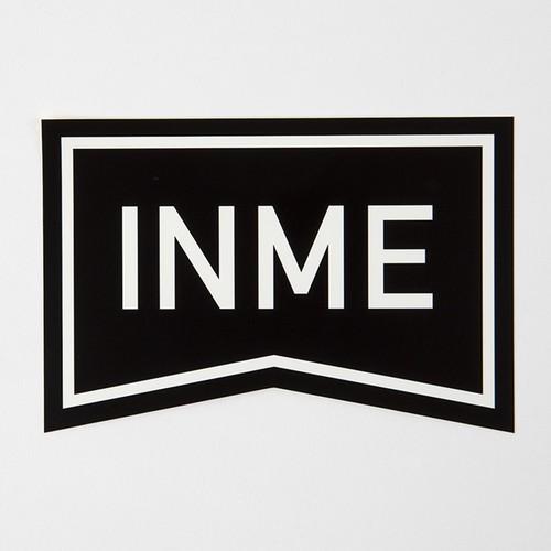INMEロゴステッカー(1枚)