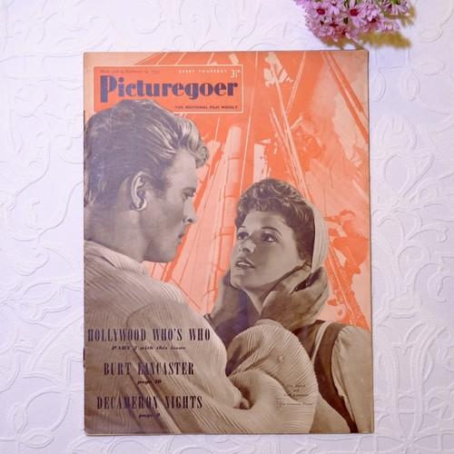 """1953年 イギリス映画雑誌 """" Picturegoer """"  2月14日号   [OV-10]"""