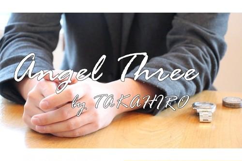 Angel Three by TAKAHIRO(クレカ決済以外対応)