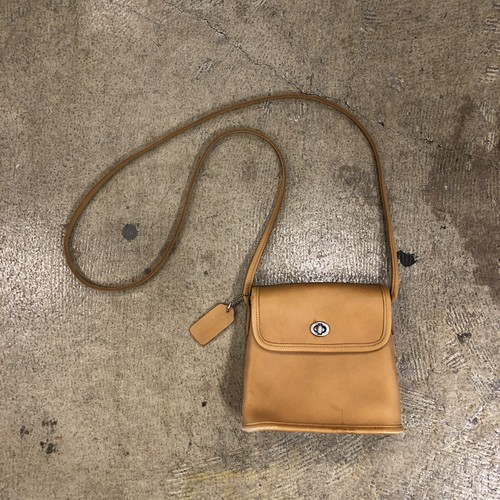 Old Coach Shoulder Bag ¥6,800+tax