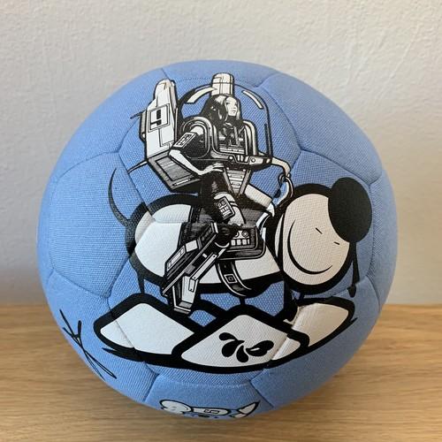 The London Police x  MONTA フリースタイルサッカーボール