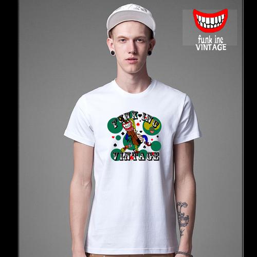 【ご予約受付中一部在庫あり】f3rd0052 チェロマン Tシャツ