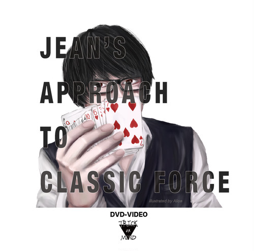[DVD]JEAN'S APPROACH TO CLASSIC FORCE