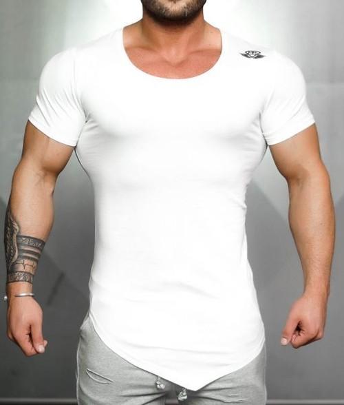 BODY ENGINEERS ボディエンジニア Tシャツ NOCTE Prometheus 2.0 白【WHITE】 メーカー直輸入品!