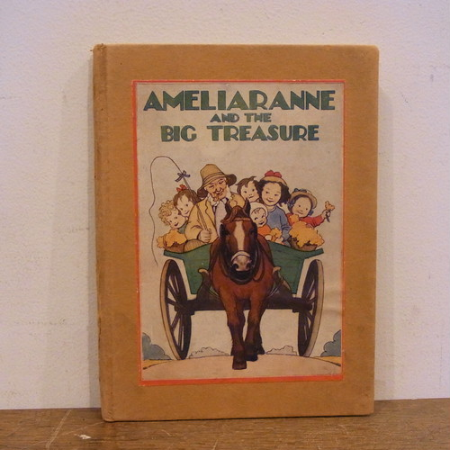 AMELIARANNE AND THE BIG TREASURE