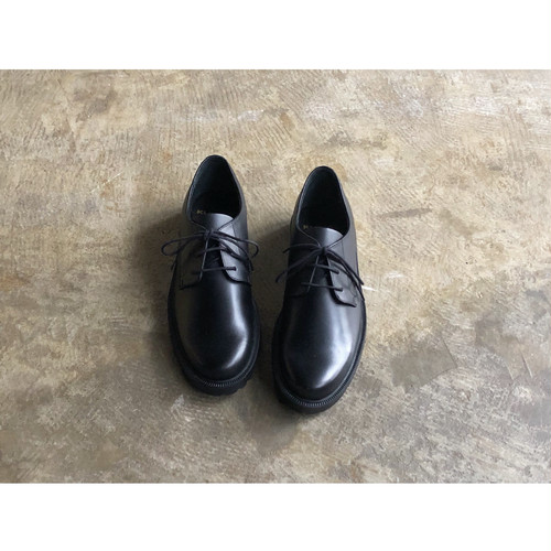 KLEMAN(クレマン) 『DANON』Plane Toe Leather Shoes