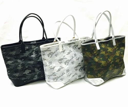 kamouflage tote bag