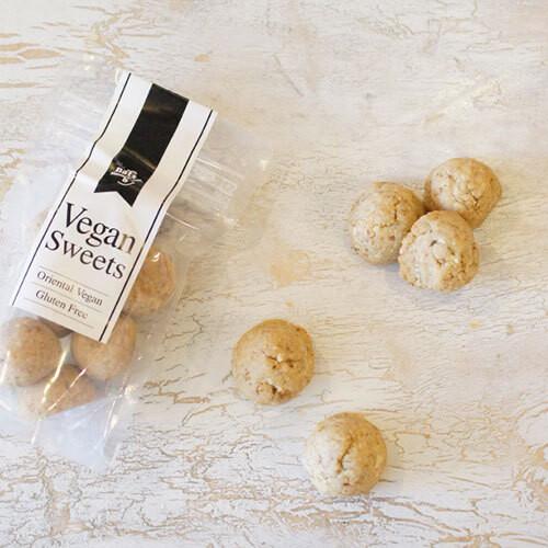 米粉クッキー[くるみとセサミソルト]70g入り