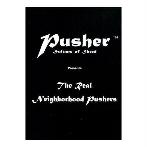 The Real Neighborhood Pushers /【DVD】