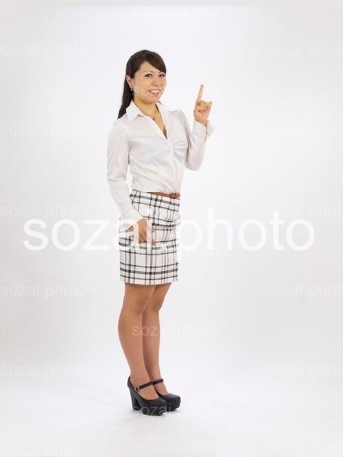 人物写真素材(shihona-8146023)