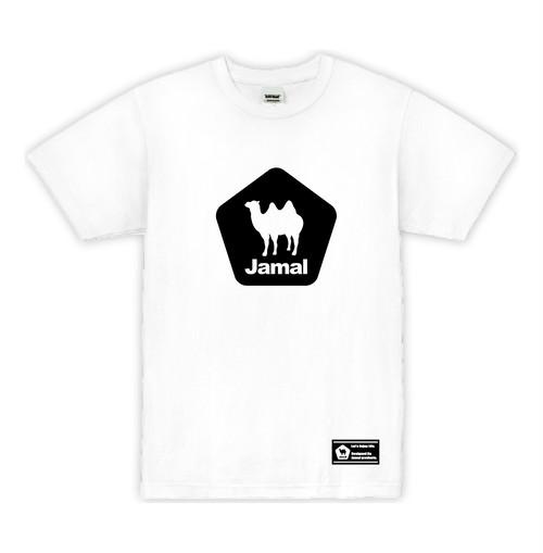 Jamal ベーシックTシャツ 黒タグ