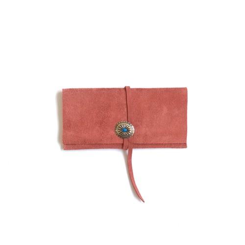 Sunglasses Case -salmon-pink-
