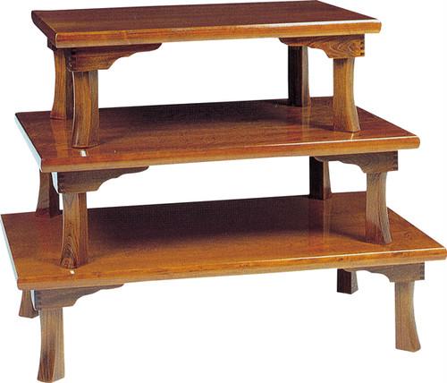 [幅75]和風軽量折れ脚テーブル