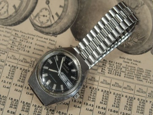 "WATCH "" TIMEX  AUTOMATIC """