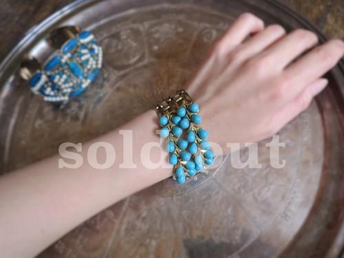vintage bracelet mesh SV <MSL-TRTQ>