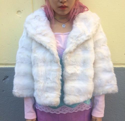 vintage Fur ジャケット