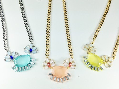 Macron Color Necklace
