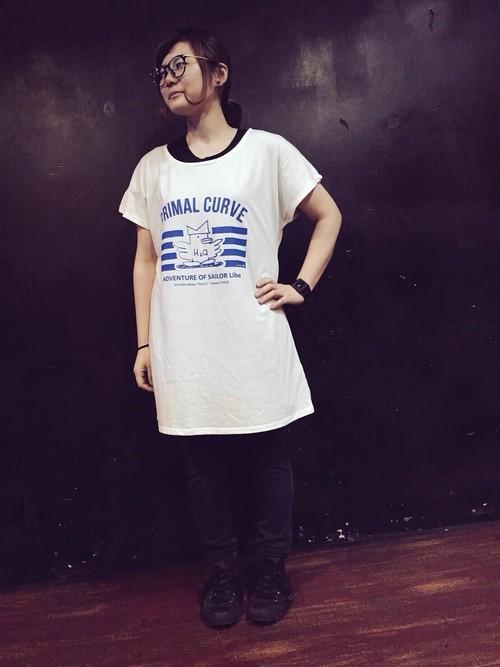 水兵リーベくんワンピースTシャツ