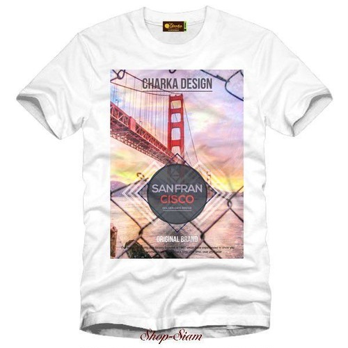 Sanfrancisco Art Printing T-Shirts