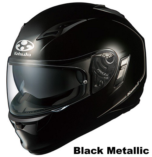 OGK KAMUI 2 black metallic