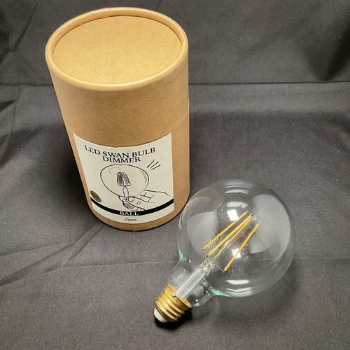 E26 60W相当《調光器対応》 バルブ ボール球形(G250L)(LED電球)