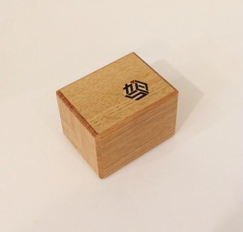 Karakuri small puzzle box No.3