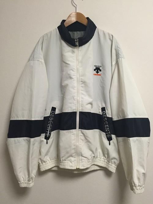 90's DESCENTE nylon jacket