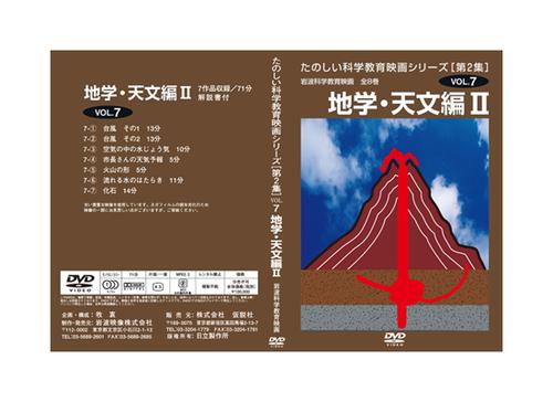 たのしい科学教育映画シリーズ【第2集】第7巻
