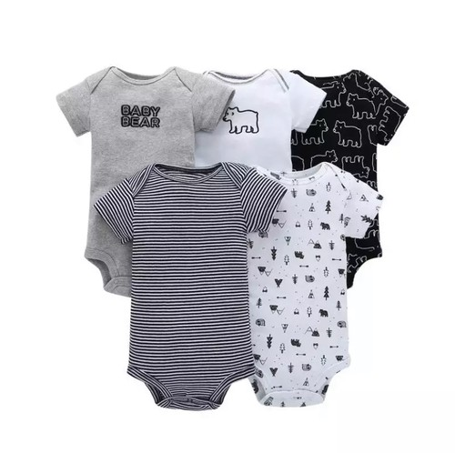 Rompers Baby Bear  5pieces set