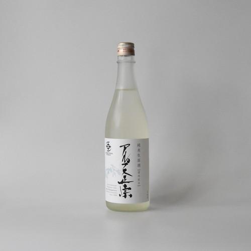 秀峰アルプス正宗 純米無濾過生原酒 720ml