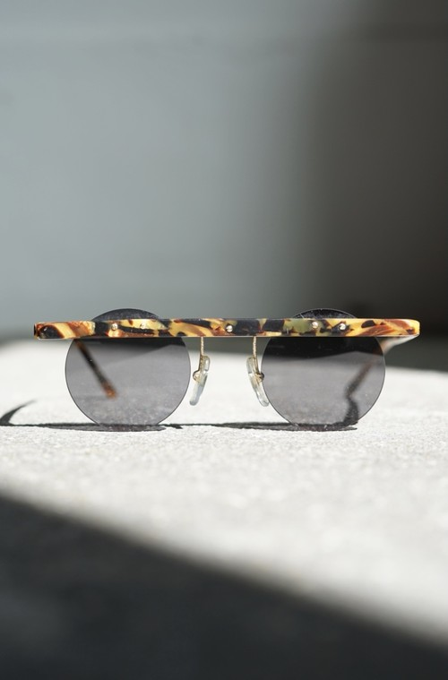 <SOLD OUT>German Vintage - Round Sunglasses 1940's from Berlin