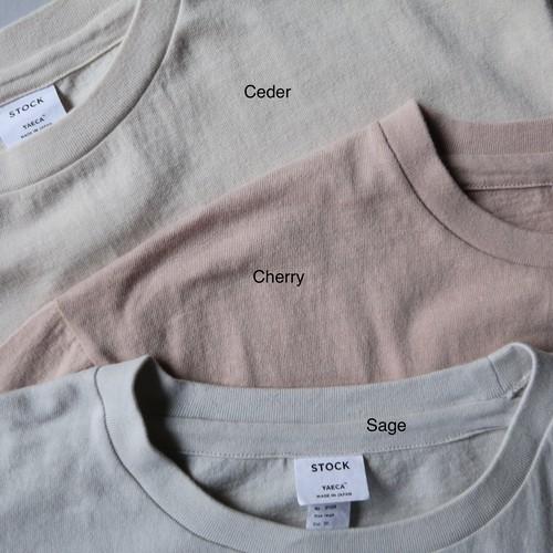 YAECA / ヤエカ  クルーネックTシャツ  #31029
