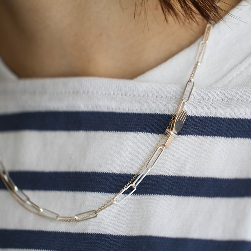 PALA【 womens 】 dyson chain necklace hand parts