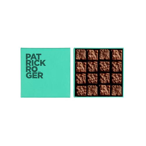 【3月分終了】numero 2 : Cadeaux de Patrick Roger | アンスタン ノワール&レ(ブランク&ミルク)32個入り1箱   &アンスタン レ(ミルク)32個入り1箱
