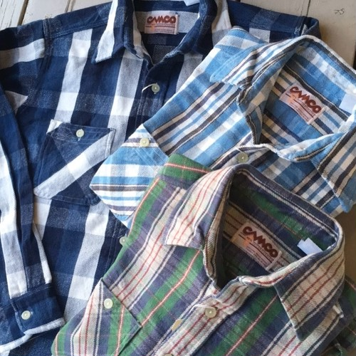 """Bo Sport x CAMCO """"Heavy Flannel Shirts"""""""