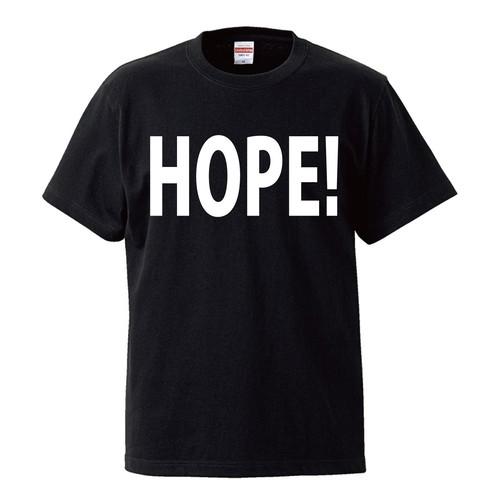 HOPE! LOGO【T-SHIRT】