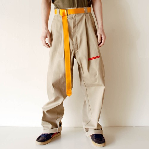 """""""on Mark,Sue going"""" W58 Customized Dickies Beige"""