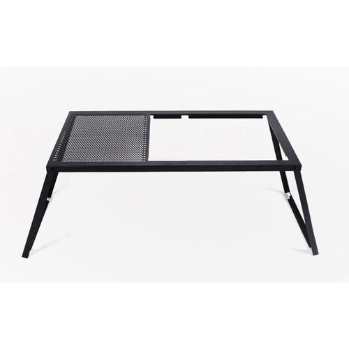 auvil black garden twin table ブラックガーデンツインテーブル