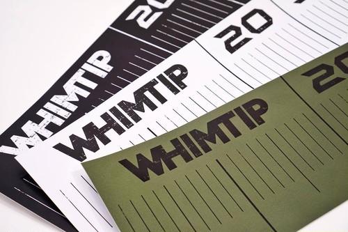 WHIMTIP メジャーステッカー