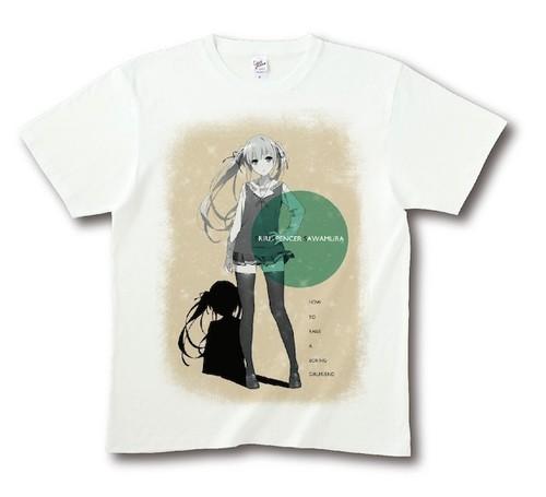 【冴えない彼女の育てかた】フルカラーTシャツ