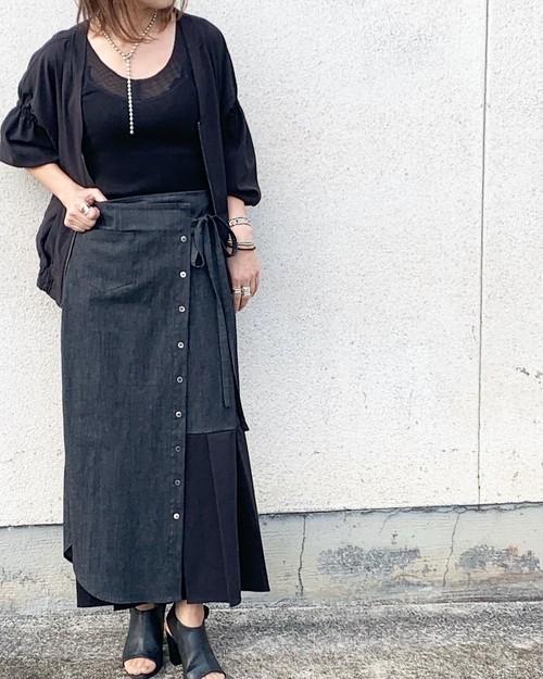 ✔︎2021ss collection  @tranoi._cruise ライクアラップスカート