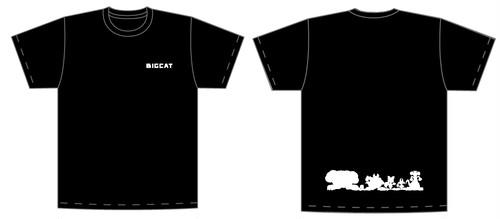 BIGCAT オリジナル Tシャツ