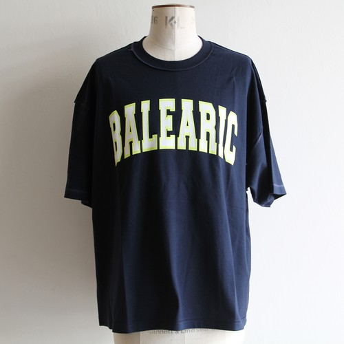 is-ness music【 mens 】balearic t-shirts