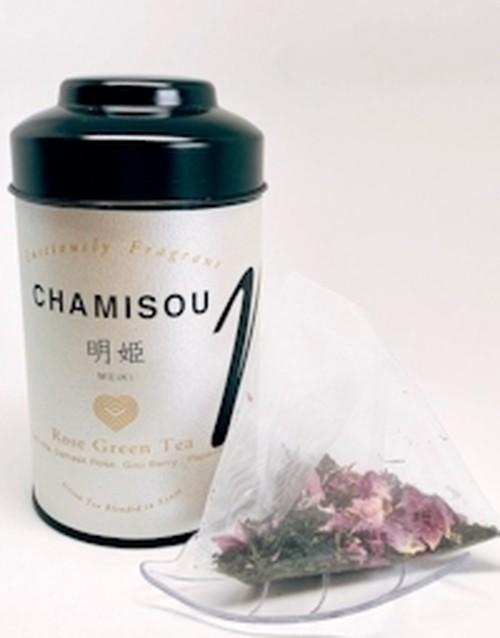 明姫(AKIHIME) Rose Green Tea